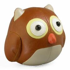 NEW Zuny Cicci Owl Bookend - Tan > Cicci Series