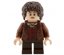 Lego Frodo Baggins - No Cape  79006 The Lord of the Rings Minifigure