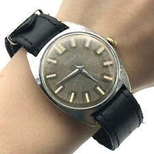 Raketa Gray USSR Dial Men's Casual 1970s Wristwatch Analog Vintage Soviet Russia