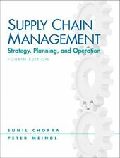 Supply Chain Management by Sunil Chopra