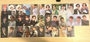ATEEZ : FEVER Part.3 Official Photocards (A, DIARY, Z, Limited, SYNNARA) US Sell