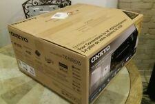 BRAND NEW W WARRANTY Onkyo TX-NR676 7.2 Ch A/V Receiver 4K HDR Bluetooth WIFI