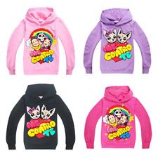 New Me Contro Te Kids Boys Girls Clothes Hoodies Sweatshirts Casual Tops Gift
