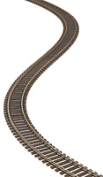 HO Scale Atlas Code 100 flex track 25 pack