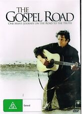 "JOHNNY CASH DVD ""THE GOSPEL ROAD"" Brand New - Region 4 DVD - WITH JUNE CARTER"