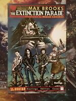 Extinction Parade #1 Comic Hastings Variant NM Max Brooks Avatar Direct J&R