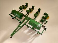"New listing 1970s 1980s John Deere Planter 10"" Pressed Steel Plastic Wheels Good Ertl? Broke"