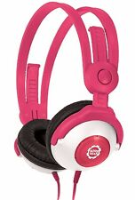 Kidz Gear Wired Headphones for Kids NEW – Pink