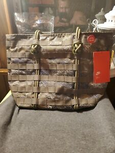 Nike AF-1 Tote (26L) BA6392-222 NEW with Tags RealTree Camp Rare Air Force 1
