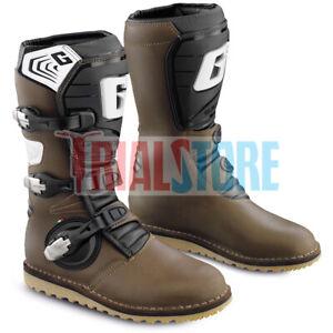 Gaerne Balance PRO-TECH Trials Boots Brown 2021 Trials-Offroad-Adventure FreePP
