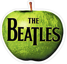 "The Beatles apple sticker decal 4"" x 4"""