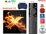 2020 X1 Android 10 Smart TV Box 4GB RAM 64GB 4K 1080p 5G Wifi BT5.0 Set Top Box