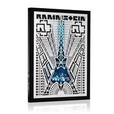 Rammstein: Paris (Special Edt.) CD+DVD, Box-Set NEU & OVP