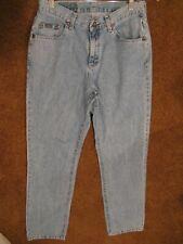 "LEE Riders Jeans--women's size 12 L--Inseam 33""--light wash"