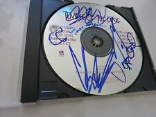 Temple of the Dog signed cd by all 6 coa + Proof! Eddie Vedder Chris Cornell LP
