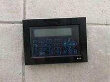 tastiera risco per centrale allarme no bentel tecnoalarm inim