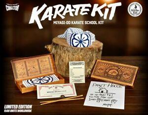 -=]DOCTOR COLLECTOR-Karate Kid Miyagi-Do Limited Ed. Cobra Kai Kit Netflix[=-