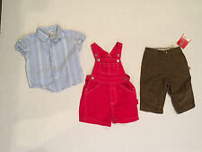 baby boy clothes 6-9 months Shirt Pants Overall