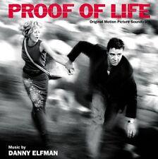L'ECHANGE (PROOF OF LIFE) MUSIQUE DE FILM - DANNY ELFMAN (CD)