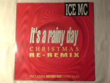 "ICE MC It's a rainy day Christmas re-remix 12"" ROBYX"