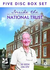 INSIDE THE NATIONAL TRUST with Michael Buerk 5 DVDSET Wordsworth Lake District