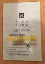 1 x Sample of Avon Nutra Effects Miracle Glow Lightweight Cleansing Oil FREE P&P