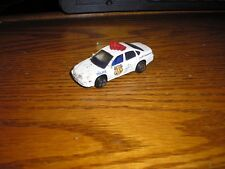 Matchbox Chevy Caprice Impala Police Car Emergency Vehicle Free Shipping