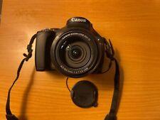 Canon PowerShot SX30 IS 14.1MP Digital Camera - Black