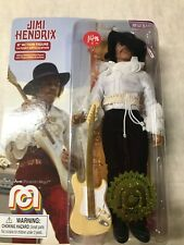 Mego 8 inch  Action Figure Jimi Hendrix Rock Toy