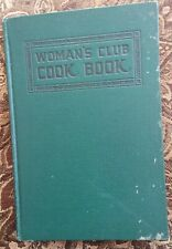 1922 Hardback, Woman'S Club Cook Book, Nashville, Tn, Mrs. Roy F. Williams