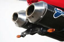 R&G Indicators & Tail Tidy / Licence Plate Holder Ducati 1098R LP0041BK Black