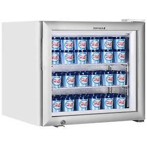 UFG50 SMALL GLASS DOOR ICE CREAM FREEZER @ £541+Vat & FREE NEXT DAY DELIVERY!