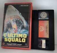 L'ultimo squalo - VHS ex noleggio - Magnum 3 B