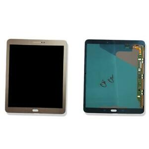 DISPLAY LCD VETRO TOUCH SCREEN ORIGINALE SAMSUNG GALAXY TAB S2 9.7 SM-T815 GOLD