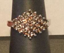 Size 9 Gouveia Andalusite Sterling Silver Ring TGW 1.50 cts Stunning!