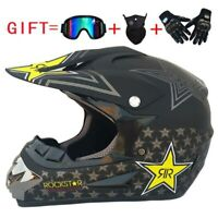 Motorcycle Motocross Off Road Full Face Helmet ATV Dirt Bike Downhill DH Racing