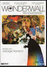 Wonderwall - The Movie , uncut , DVD , new / sealed , Jane Birkin