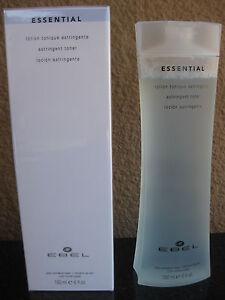 Ebel Essential Astringent Toner 6 oz - New in Sealed Box