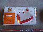 Vintage HO Scale Plasticville Barn Kit Sealed Box 45151