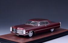 1/43 GLM Cadillac Coupe DeVille 1966 Red GLM120101