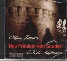 Mijou Kovacs - Das Fräulein von Scuderi - E.T.A. Hoffmann - Hörbuch - CD - Neu