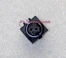 Epson Bondrucker Drucker 3 Pin BUCHSE Lötversion Neu KEIN NETZTEIL