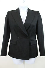 Giorgio Armani Black Double Breasted Tuxedo Jacket  SZ  40 US 4   (J49)
