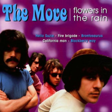 The Move - Flowers In The Rain - CD
