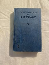 The Observers Book of Aircraft 1966 Military Civilian Many Countries W Green N8