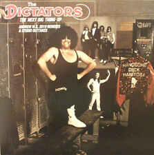 """The Dictators – The Next Big Thing EP Red Vinyl 10"""""""