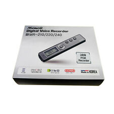 Mr-240 Pcm Digital Voice Recorder 4Gb Mp3 Recorder Vos Function 48 Hours Battery