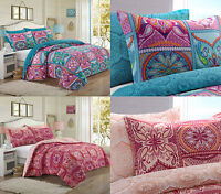 Pieridae New Beatiful Patchwork Mandala Duvet Bedding Cover Set With Pillow case