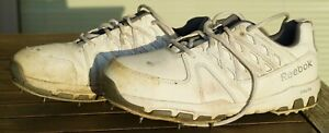 Cricket Turf Shoes Reebok Sublite Spikes Size 9W Hard Toe for Right Hander