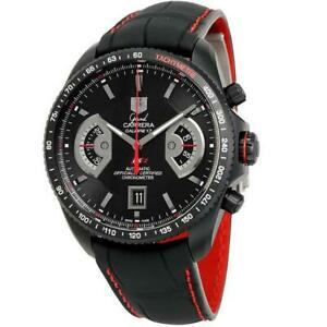 TAG Heuer Carrera Mechanical Men's Watch CAV518B.FC6237